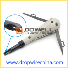 Bornier Punch down tool
