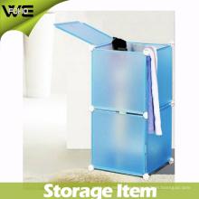 Cubo de almacenamiento de bricolaje, almacenamiento de cubo de pared (FH-AL009-1)