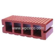 140x40mm Eco Wood-plastic Composite Outdoor Flooring
