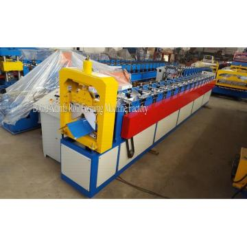 Portable Ridge Cap Roll Forming Machine