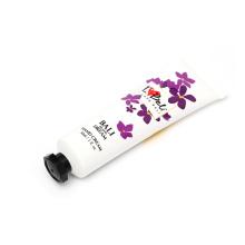 Cosméticos de lujo envases de crema de crema mano tubos de embalaje para maquillaje