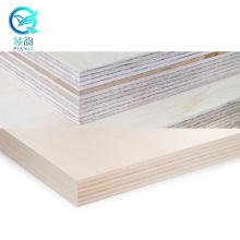 White Birch Plywood B Grade E0 Carb & FSC