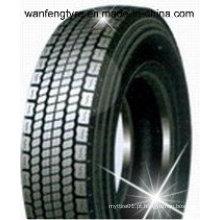 Todo o pneu radial de aço do caminhão (11r22.5 12r22.5 13r22.5)