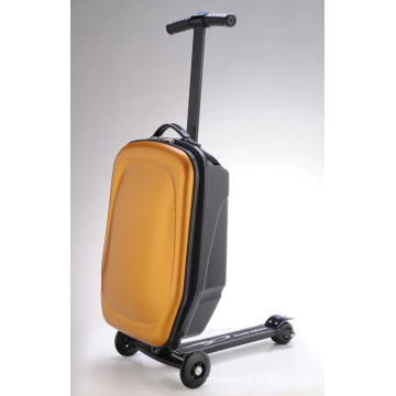 ПК портативный тележки Чехол дорожного чемодана багажа (НХ-W3645)