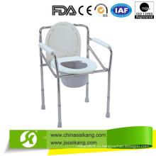 Пластиковое сиденье для профессионального обслуживания с крышкой и ковшом