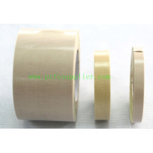 Premie PTFE coating Glasvezel Tape - siliconen zelfklevende Backing