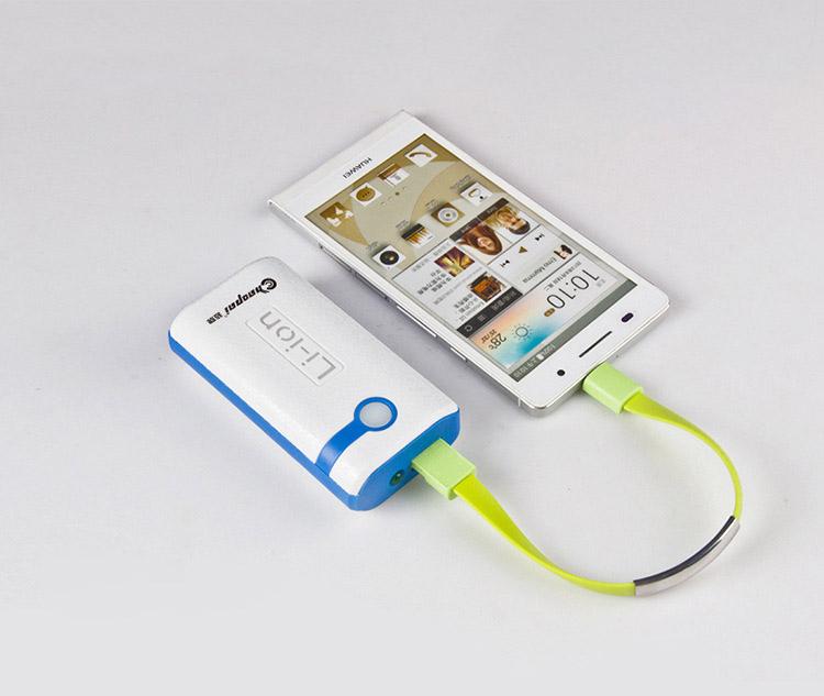usb charger bracelet