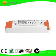 Conducteur de gradation à courant constant Triac de 18-36W / 1500MA LED Dimming Driver