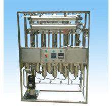 Fabricación y exportación de varios destilador de agua máquina de alta calidad precio barato