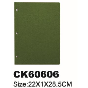 Cuadernos de fieltro de calidad superior