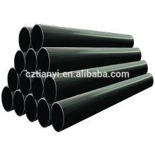 ASTM Черная окраска сварных труб из углеродистой стали Пзготовителей