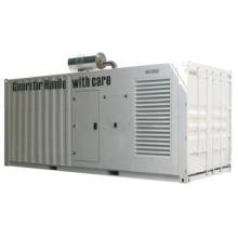 Vereinigen Sie Diesel-Maschinen-elektrischen Generator des Energie-900kw 1125kVA Mtu