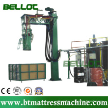 Full Automatic Batch Foam Machine