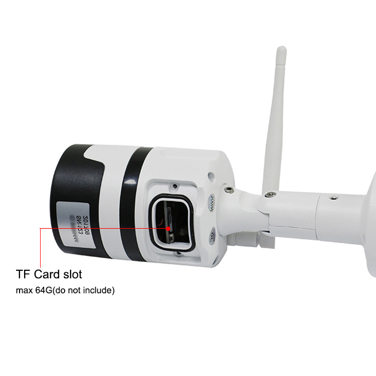 360 Degree Panoramic Ip Camera