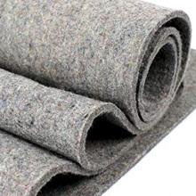 Feltro não tecido de 100% feltro de lã