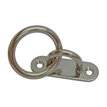 Narrow Base Marine Mooring Ring