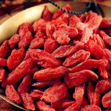 Organic Common Jagody Goji
