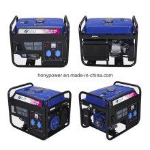 Generador de arranque eléctrico del generador de gasolina portátil 3.5kw