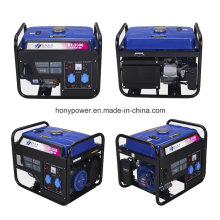 3kw Portable Gasoline Generator Air-Cooled Generator