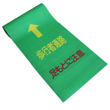 Japanese Market Guiding Channel Acid Resistant Rubber Sheets Roll