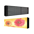 IP67 Outdoor LED Mesh Display Videomuur