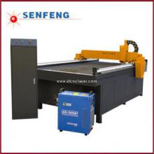 CNC plasma cutting machine for metal cut 15mm