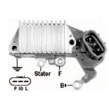 126001940,1260001940, IN449 regulador de voltaje de 12V para alternador de coche