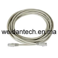 Telecom Grade CAT6 UTP RJ45 Network Patch Cable