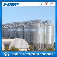 CE 30-15000t Hot Galvanized Grain Storage Steel Silo for Sale