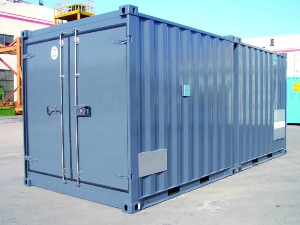 ISO Generator Container
