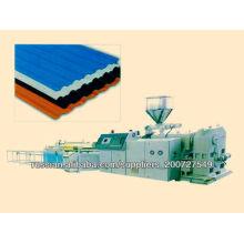 PVC Wellblech Extrusion Maschine