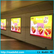 New Style Fabric Textile LED Light Box