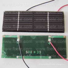 Solar Celular Cargador Solar Célula 80X40mm