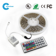 5050 RGB LED strip lights kit with remote