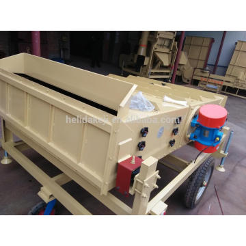 5xfc-5b Grain Size Seed Vibrating Grading Machine