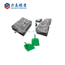 Moulage en plastique de moule de moule de balai d'essuie-glace de plancher d'injection en plastique conçu par coutume