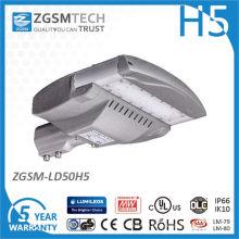 Günstigen Preis 50W LED-Straßenleuchte mit hoher Qualität
