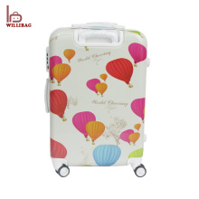 High Quality Fashion Design Fancy Trolley Luggage Travel Bags