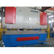 machine à cintrer les plaques de presse plieuse hydraulique wc67y-160/3200