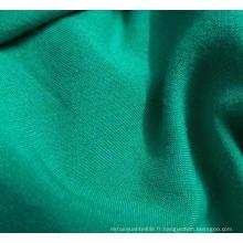 Tissu à rayonne viscose simple tissée à rayons 100% 100%