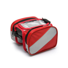 Bicycle Bike Frame Top Tube Bag Phone Bag