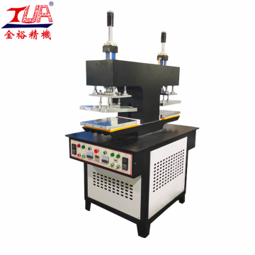 Easy-operating silicone heat pressing machine for clothes