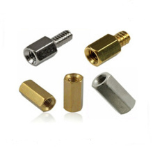Aluminium Dan Brass Male Thread Thread Standoff