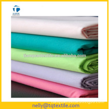 factory price polyester cotton fabric/cotton polyester spandex fabric