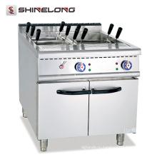 Новая продукция Серия 700 плита электрическая паста со шкафа коммерчески плита макаронных изделий