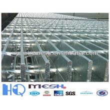 2014 plancher métallique industriel à chaud / grille en acier / grille à barres (vente directe usine China Anping)