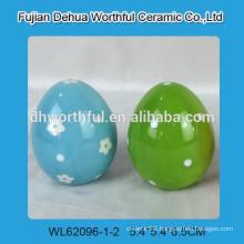 2015 handpainting colorful ceramic easter egg,easter egg crafts