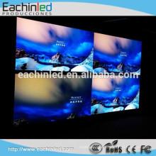 Aluminium HD-Innenmiete RGB p1.9 Konferenz führte Bildschirmwand für Stadiumkonzerte