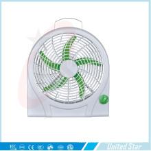 2015 Hot Sell 10′′ Electric Plastic DC Box Fan