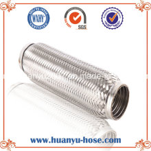 with Interlock Exhaust Aluminum Flexible Tubing